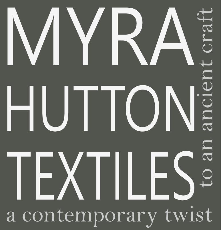 Myra Hutton Textiles Logo